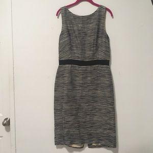 Christian Dior Black White Sheath Dress 10